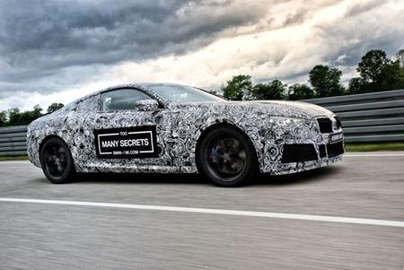 BMW M8 - Huyen thoai hoi sinh - Anh 23
