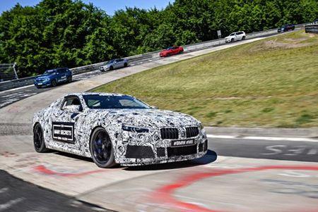 BMW M8 - Huyen thoai hoi sinh - Anh 2