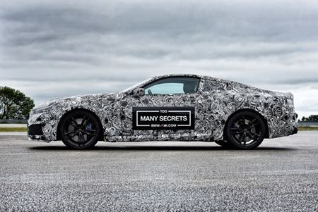 BMW M8 - Huyen thoai hoi sinh - Anh 3