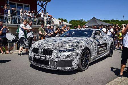 BMW M8 - Huyen thoai hoi sinh - Anh 4