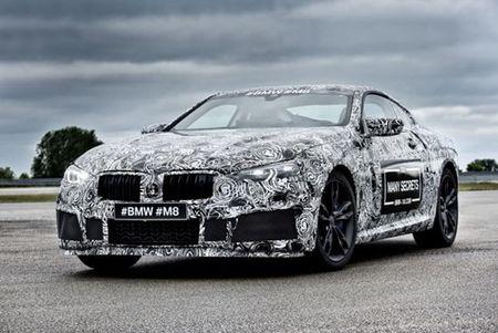 BMW M8 - Huyen thoai hoi sinh - Anh 6