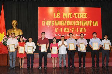 Bao Nhan Dan mit-tinh ky niem 92 nam Ngay Bao chi cach mang Viet Nam - Anh 2