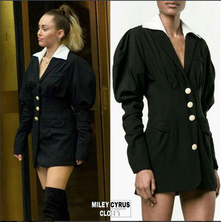 Miley Cyrus so huu nhung trang phuc hang hieu nao trong tu do? - Anh 1