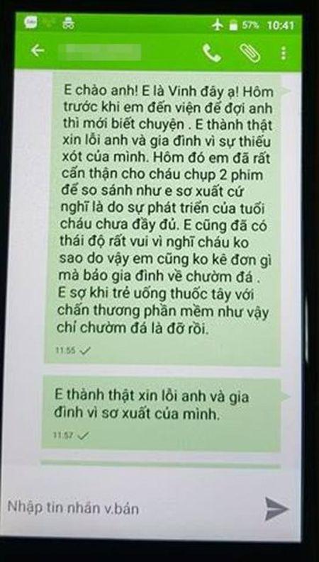 PGS.TS Nguyen Lan Hieu: Luat sua doi can bao ve toan bo nhan vien y te truoc nan hanh hung - Anh 2
