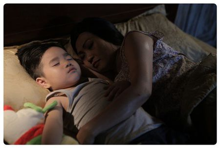 Phuong Thanh dau kho vi lay nham chong vu phu trong phim moi - Anh 2