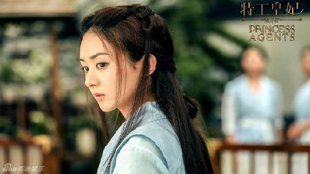 Tinh Nhi trong 'Dac cong hoang phi So Kieu Truyen' tung 'cap ke' voi nhung ai? - Anh 6