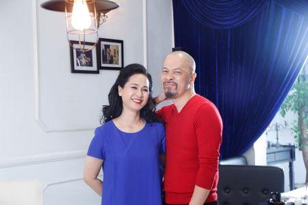 'Me chong' Lan Huong than thiet voi NTK Duc Hung - Anh 1