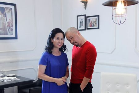 'Me chong' Lan Huong than thiet voi NTK Duc Hung - Anh 7