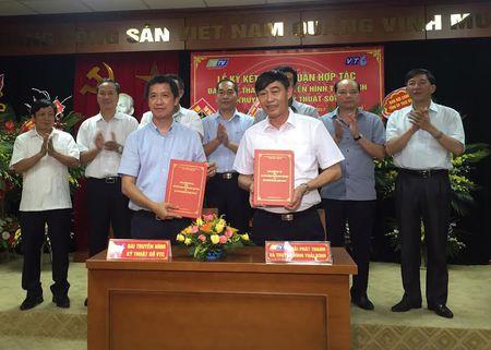 VTC ky ket thoa thuan hop tac voi Dai PT-TH Thai Binh - Anh 1