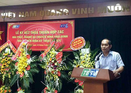 VTC ky ket thoa thuan hop tac voi Dai PT-TH Thai Binh - Anh 2