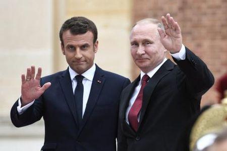 Phap thay doi quan diem ve Tong thong Assad - nuoc co cao - Anh 2