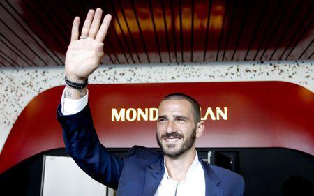 Gui Juventus, Bonucci cam on tat ca tru... Allegri - Anh 1