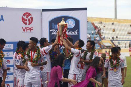 Chum anh: San Thien Truong ruc lua ngay Nam Dinh len V-League - Anh 11