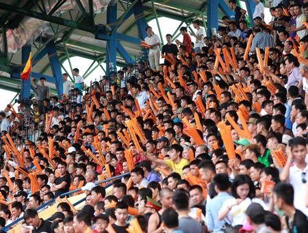 Chum anh: San Thien Truong ruc lua ngay Nam Dinh len V-League - Anh 6