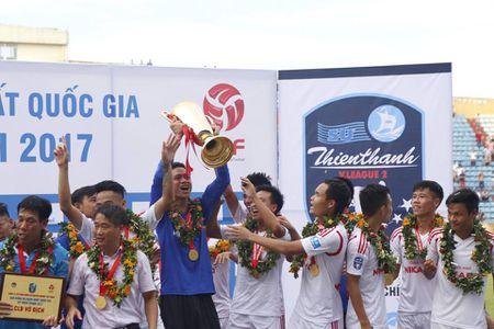 Chum anh: San Thien Truong ruc lua ngay Nam Dinh len V-League - Anh 8