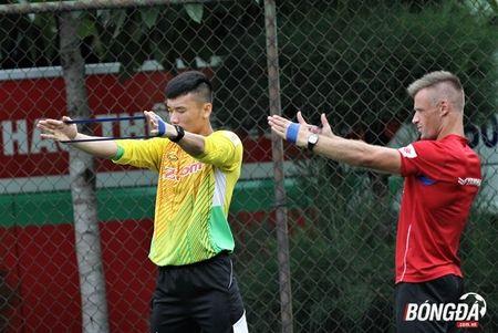 Duc Huy gap chan thuong khong tuong o U22 Viet Nam - Anh 5