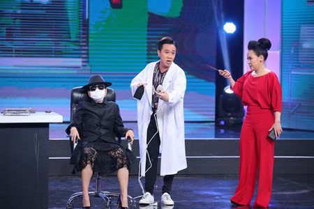 Mac Nha Phuong, Truong Giang tinh tu voi Le Giang - Anh 11