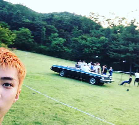 Sao Han 15/7: Se Hun he lo hau truong MV moi, Sung Jae mat sach ve my nam - Anh 1