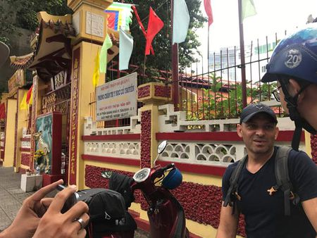 "So tai Huynh Tuan Kiet - vo su Vinh Xuan: Fan ""san"" vo truyen dien Nam Huynh Dao - Anh 1"