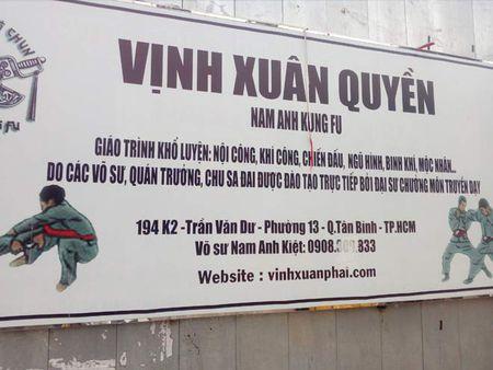 "So tai Huynh Tuan Kiet - vo su Vinh Xuan: Fan ""san"" vo truyen dien Nam Huynh Dao - Anh 4"