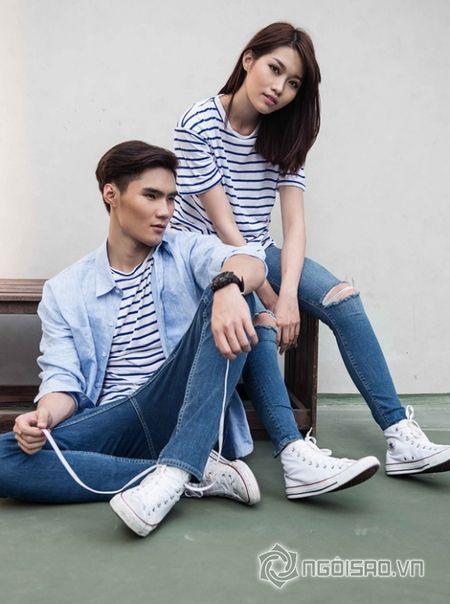 Quynh Chau xac nhan chia tay Quan quan Vietnam's Next top Model 2014 - Anh 2