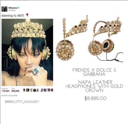 Kham pha tu do hieu len den hang ty dong cua Rihanna - Anh 4