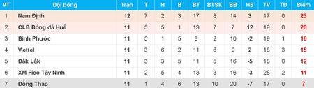 Nam Dinh tro lai V. League sau 7 nam - Anh 2