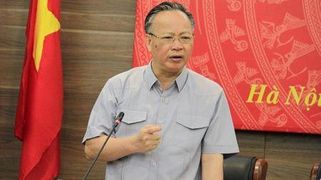 Bi thu Ha Noi: Can cuong che chung cu khong dam bao PCCC - Anh 1