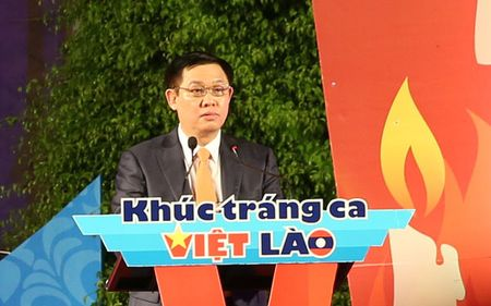 Chuong trinh nghe thuat Khuc trang ca Viet – Lao - Anh 2