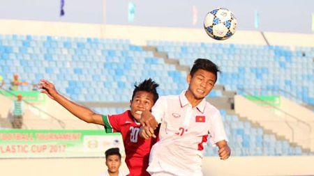 U15 Viet Nam vs U15 Malaysia, 16h00 ngay 16/7: Giu vung ngoi dau? - Anh 1