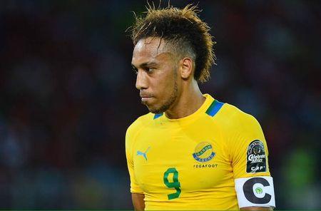 Conte ra quyet dinh, Aubameyang da rat gan Chelsea - Anh 1