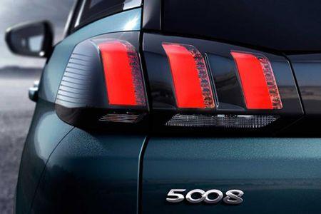Soi 'xe hop' Peugeot 5008 cua tan Tong thong Phap - Anh 7