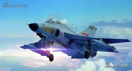 Kinh ngac nhiem vu cua may bay huan luyen JL-9 Trung Quoc - Anh 3