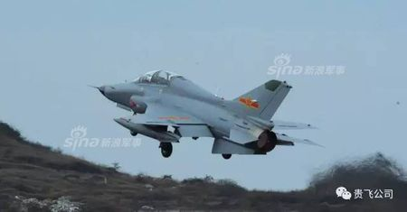 Kinh ngac nhiem vu cua may bay huan luyen JL-9 Trung Quoc - Anh 5