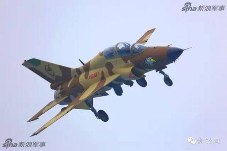 Kinh ngac nhiem vu cua may bay huan luyen JL-9 Trung Quoc - Anh 7