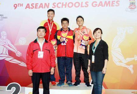 Viet Nam 'gat vang' tai 9th ASEAN Schools Games - Anh 1