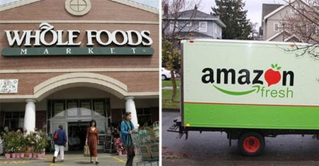 Yeu cau dieu tran ve thuong vu mua Whole Foods cua Amazon - Anh 1