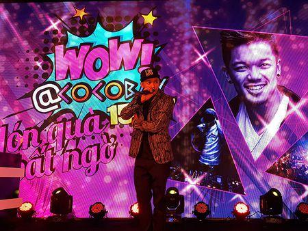 'Hotboy Vietnam Idol' Trong Hieu quay het minh voi khan gia Da Nang - Anh 1