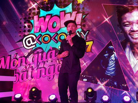'Hotboy Vietnam Idol' Trong Hieu quay het minh voi khan gia Da Nang - Anh 6