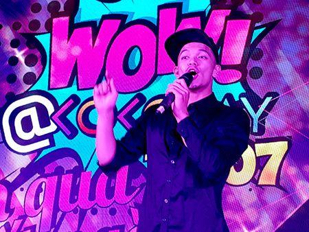 'Hotboy Vietnam Idol' Trong Hieu quay het minh voi khan gia Da Nang - Anh 8