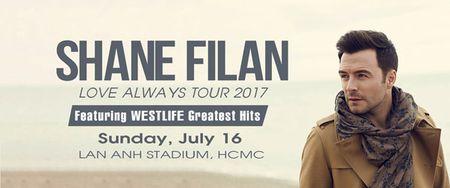 Shane Filan duoc chao don trong vong tay va tieng la het cua fan Viet - Anh 7
