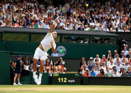 Wimbledon 2017: Federer rang ro len ngoi, Cilic khoc nuc no - Anh 7