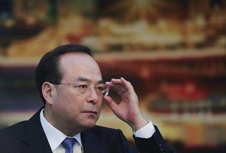 Cuu Bi thu Thanh uy thanh pho Trung Khanh bi dieu tra - Anh 1