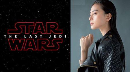Ngo Thanh Van vui mung vi hinh anh dau tien trong bom tan Star Wars duoc he lo - Anh 1