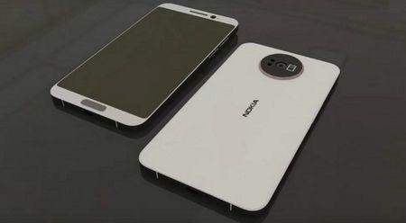 Sieu pham Nokia 8 se len ke voi gia 'mem' hon Samsung Galaxy S8 - Anh 1