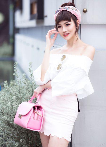 Hoa hau Kieu Ngan ke chuyen lam dep xu Han - Anh 2