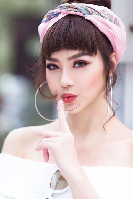 Hoa hau Kieu Ngan ke chuyen lam dep xu Han - Anh 3