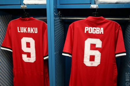 LA Galaxy vs Man Utd: Cho Lukaku toa sang - Anh 7