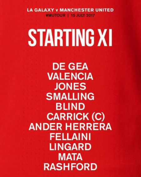 LA Galaxy vs Man Utd: Cho Lukaku toa sang - Anh 8