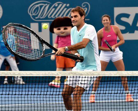 Nu tan vuong Wimbledon mong duoc khieu vu voi Federer - Anh 1